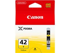 CLI42Y CANON PRO100 INK YELLOW 6387B001 No.42 13ml