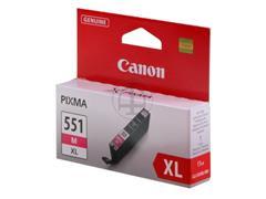 CLI551XLM CANON IP7250 INK MAGENTA HC 6445B001 No.551XL 11ml high capacity