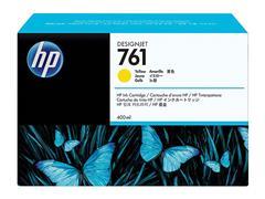 CM992A HP DNJ T7100 INK YELLOW HP761 400ml