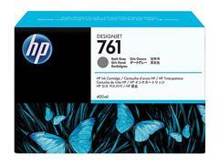 CM996A HP DNJ T7100 INK DARK GREY HP761 400ml