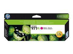 CN627AE HP OJ PRO X451DW INK MAGENTA HC HP971XL 6600pages high capacity