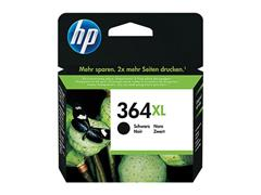 CN684EE HP PSCD5460 INK BLACK HC HP364XL 18ml 550pages high capacity