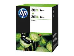 D8J45AE HP DJ1050 INK (2) BLACK HP301XL 8ml 2x480pages