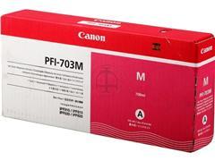 PFI703M CANON IPF810 INK MAGENTA 2965B001 700ml dye