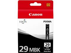 PGI29MBK CANON PRO1 INK MATTE BLACK 4868B001 No.29 1925photos