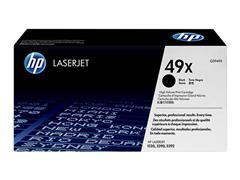 Q5949X HP LJ1320 CARTRIDGE BLACK HC HP49X 6000pages high capacity