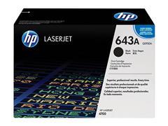Q5950A HP CLJ4700 CARTRIDGE BLACK HP643A 11.000pages