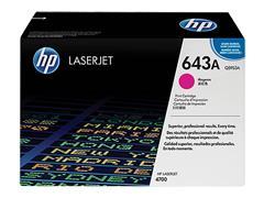 Q5953A HP CLJ4700 CARTRIDGE MAGENTA HP643A 10.000pages