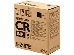 S2487E RISO CR1610 INK BLACK 800ml