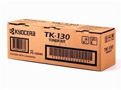 TK130 KYOCERA FS1300D TONER BLACK 1T02HS0EUC 7200pages