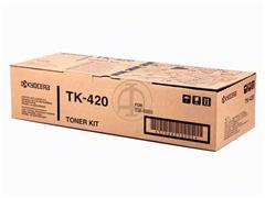 TK420 KYOCERA KM2550 TONER BLACK 370AR010 15.000pages