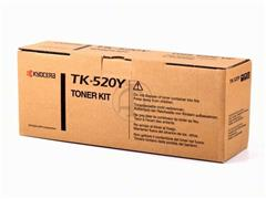 TK520Y KYOCERA FSC5015N TONER YELLOW 1T02HJAEU0 4000pages