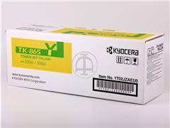 TK865Y KYOCERA TA250CI TONER YELLOW 1T02JZAEU0 12.000pages