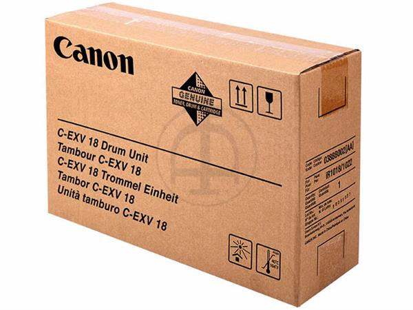 0388B002 CANON IR1018 OPC BLACK CEXV18 26.900pages
