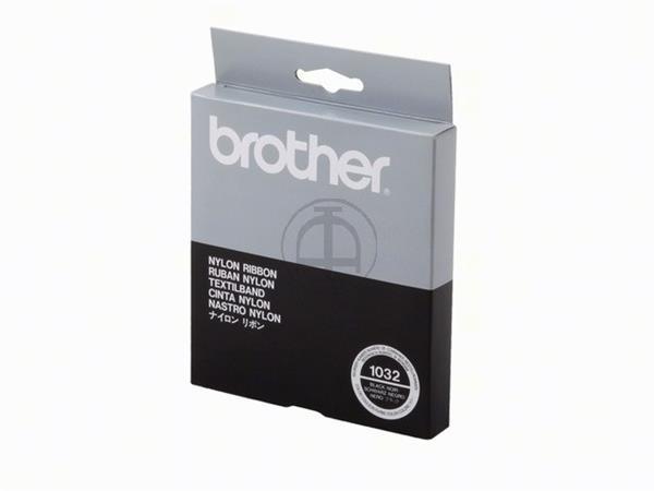 1032 BROTHER AX10 RIBBON NYLON BLACK 500.000signs