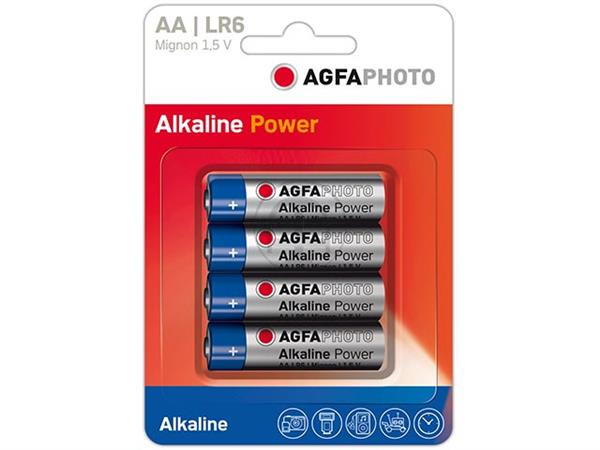 110-802589 AP MIGNON BATTERIES 4er PACK LR6 HighQu