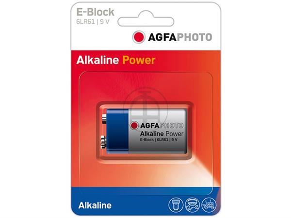 110-802596 AP EBLOCK BATTERY 1PCS 6LR61 High Quali