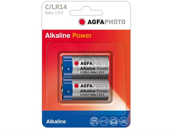 110-802626 AP BABY C BATTERIES 2er PACK LR14 High