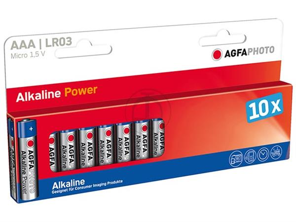 110-803968 AP MICRO BATTERIES 10er PACK L03 HighQu