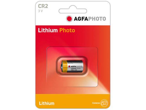 120-802602 AP LITHIUM BATTERY 1PCS CR2 lithium pho