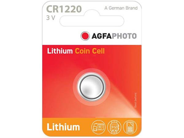 150-803463 AP CR1220 BATTERY 1PCS lithium coin cel