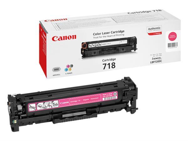 2660B002 CANON LBP7200 CARTRIDGE MAGENTA 718M 2900