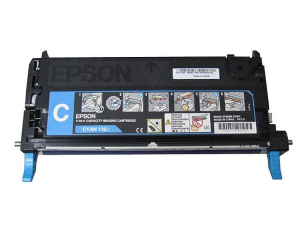 C13S051160 EPSON ALC2800 TONER CYA HC 6000pages high capacity