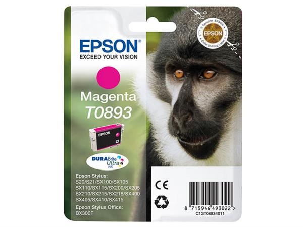 C13T08934011 EPSON BX300F INK MAGENTA 3.5ml 135pag