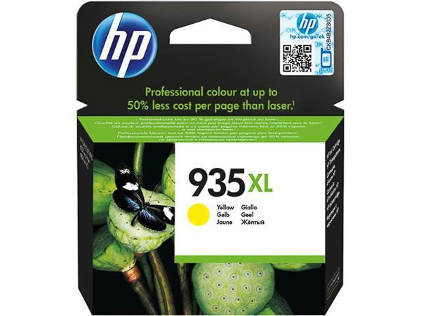 C2P26AE HP OJ PRO 6230 INK YELLOW HC HP935XL 9.5ml