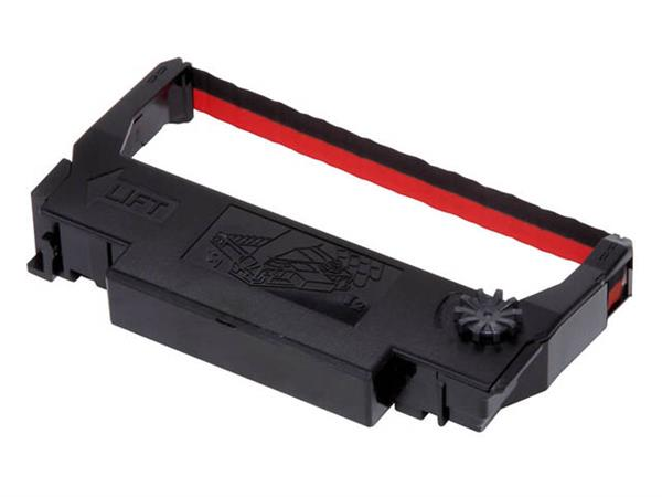C43S015376 EPSON ERC38BR RIBBON BLK-RED 1.5mil sig