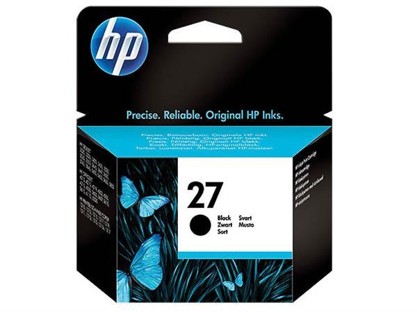 C8727AE HP DJ3420 INK BLACK HP27 10ml 280pages