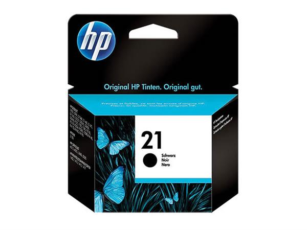 C9351AE HP PSC1410 INK BLACK ST HP21 5ml 190pages