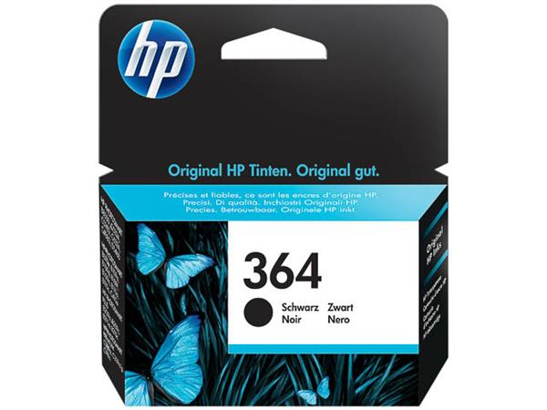 CB316EE HP PSCD5460 INK BLACK ST HP364 6ml 250page