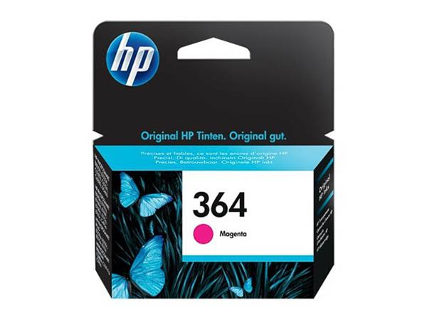 CB319EE HP PSCD5460 INK MAGENTA ST HP364 3ml 300pa