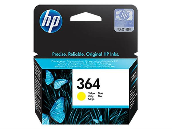 CB320EE HP PSCD5460 INK YELLOW ST HP364 3ml 300pag