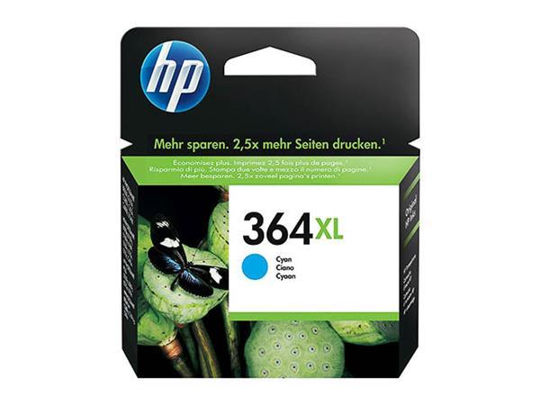 CB323EE HP PSCD5460 INK CYAN HC HP364XL 6ml 750pag