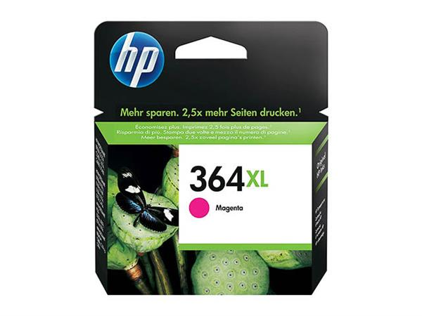 CB324EE HP PSCD5460 INK MAGENTA HC HP364XL 6ml 750