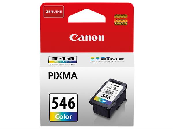 CL546 CANON MG2450 INK COLOR ST 8289B001 No.546 8m