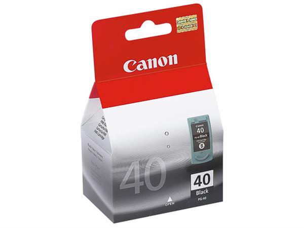 PG40 CANON MP450 INK BLACK ST 0615B001 No.40 16ml
