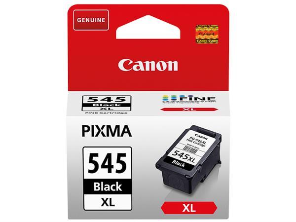 PG545XL CANON MG2450 INK BLACK HC 8286B001 No.545