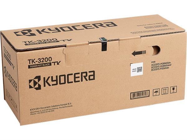TK3200 KYOCERA P3260 TONER BLACK 1T02X90NL0 40.000