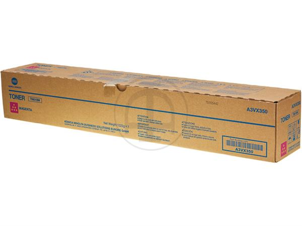A3VX350 KONICA BIZHUB PRESS C1060 TONER 78.000pages TN619M magenta