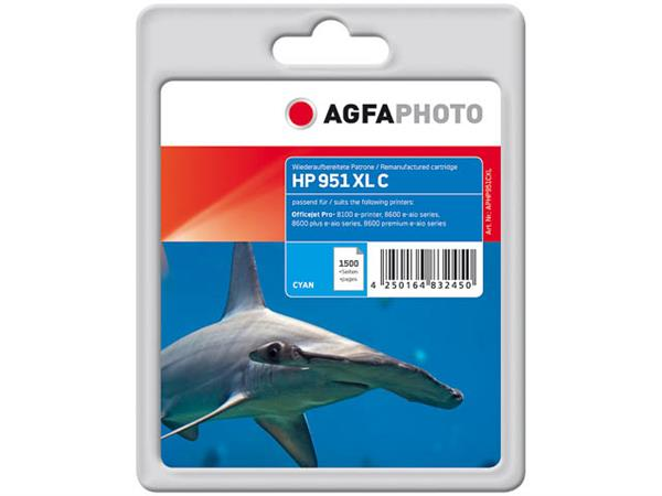 APHP951CXL AP HP. OJ PRO8100 INK CYAN 1500pages