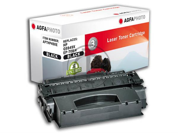 APTHP49XE AP HP. LJ1320 CARTRIDGE BLACK 6000pages