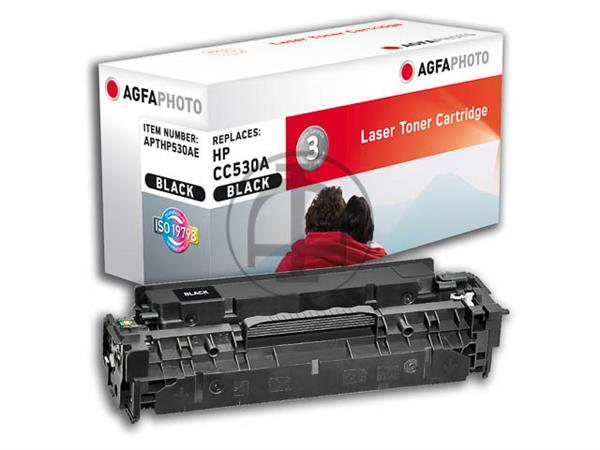APTHP530AE AP HP.CLJCP2025 CARTR BLACK 3500pages