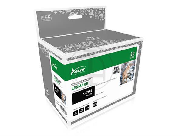 AS20083 ASTAR LEX. XC2132 TONER BLK 24B6011 6000pa