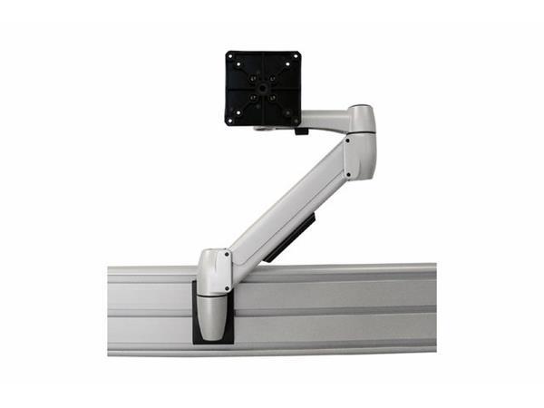 BNESP BAKKER SPACE ARM CLAMP 3-8kg for flatscreen