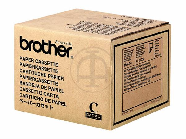 BROTHER THERMAL PAPER(20) A6 C212S 20x50sheets 105x148mm