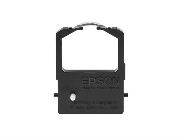 C13S015047 EPSON LX100 RIBBON NYLON BLK 3mil signs