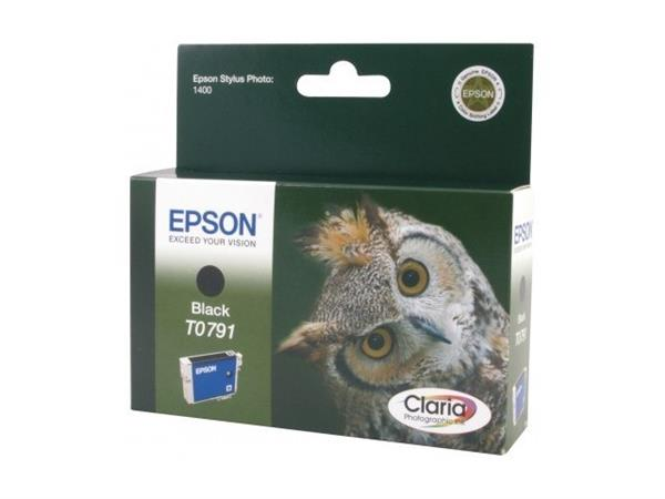 C13T07914010 EPSON ST PH1400 INK BLACK 11ml 470pag